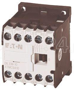 Миниконтактор DILEM-10 (220В 50Гц/240В 60Гц) EATON 051785 купить в интернет-магазине RS24