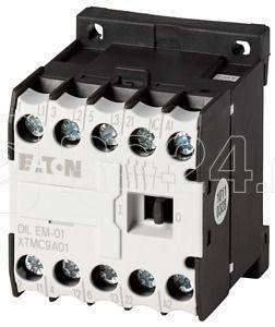 Контактор DILEM-01 (230В 50Гц/240В 60Гц) EATON 051795 купить в интернет-магазине RS24