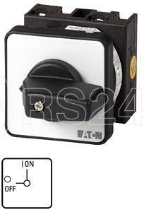 Выключатель 2п Ie=12А 0-1 48х48 T0-1-102/EZ EATON 091082 купить в интернет-магазине RS24
