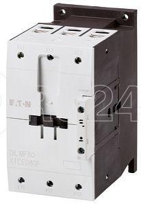 Контактор с электронной катушкой DILMF150 (RAC24) EATON 104482 купить в интернет-магазине RS24
