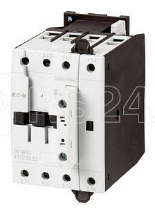Контактор 4п DILMP80 (RDC24) EATON 109898 купить в интернет-магазине RS24