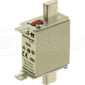Предохранитель NH 10А 500В GL/GG 000 двойная индикация EATON 10NHG000B купить в интернет-магазине RS24