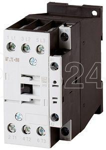 Контактор 1НО доп. контакт AC-3; AC-4 DILM38-10 (RDC60) EATON 112443 купить в интернет-магазине RS24