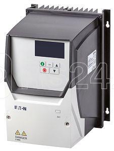 Преобразователь частоты DA1 1~/3~230В 4.3А 0.75кВт встроенный фильтр ЭМС IP66 DA1-124D3FB-B66C EATON 169347 купить в интернет-магазине RS24