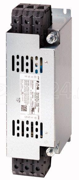 Фильтр радиопомех 1~ 480В 400А DX-EMC34-400 EATON 172289 купить в интернет-магазине RS24
