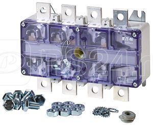 Выключатель-разъединитель Dumeco 4п 250А без оси и рукояти видимый разрыв DMV250N/4 EATON 1814410 купить в интернет-магазине RS24