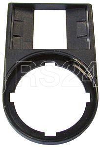 Держатель шильдика 30х50мм черн. M22S-ST-X-GVP EATON 216393 купить в интернет-магазине RS24