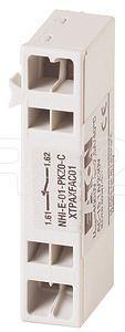 Контакт вспомогательный 1НЗ пружинный зажим NHI-E-01-PKZ0-C EATON 229682 купить в интернет-магазине RS24