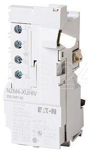 Расцепитель минимального напряжения 220- 250В DC +2 НО доп контакта NZM4-XUHIV220-250DC EATON 266236 купить в интернет-магазине RS24