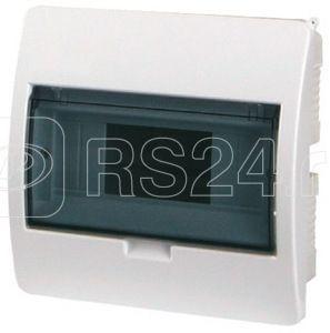 Щит компактный встроенного исполнения 1ряд 8-мод. BC-U-1/8-ECO прозр. дверь пластик EATON 280353 купить в интернет-магазине RS24