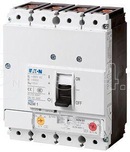 Выключатель автоматический 4п 20А диапазон уставок 25...32А 25кА NZMB1-4-A32 EATON 281241 купить в интернет-магазине RS24