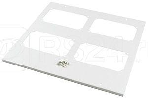Панель верхняя XSPTF1208 1200х800 фланцы IP55 EATON 284330 купить в интернет-магазине RS24