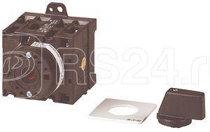 Переключатель кулачковый спец. конструкция 5-мод. Ie=25А T3-5-SOND /XZ EATON 907906 купить в интернет-магазине RS24