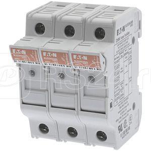 Держатель-разъединитель 10х38 3п+N индикация EATON CHM3DNIU купить в интернет-магазине RS24