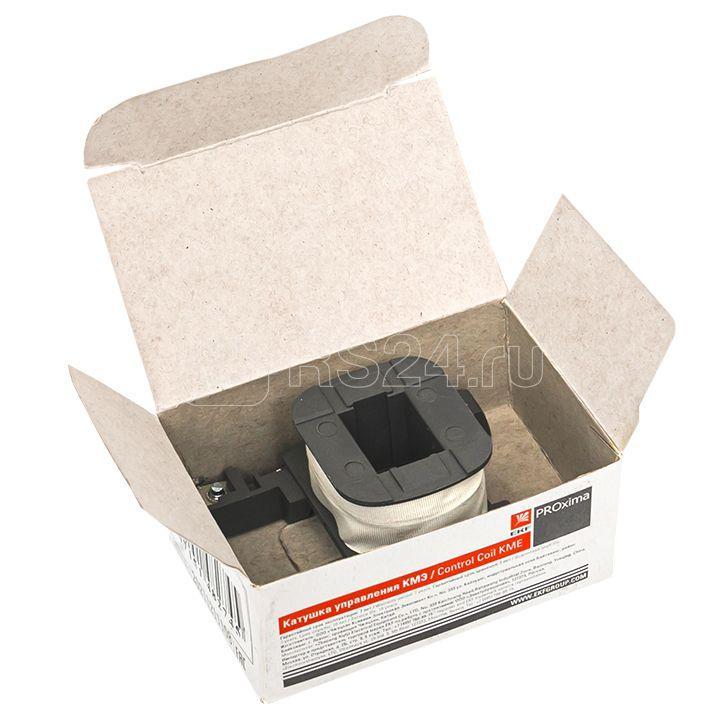Катушка управления КМЭ 25А-32А 230В EKF ctr-k-25-32a-230v купить в интернет-магазине RS24