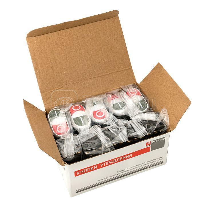 Кнопка LA32HND Пуск-Стоп крас./зел. с подсветкой 24В DC NO+NC EKF la32hnd-24 купить в интернет-магазине RS24