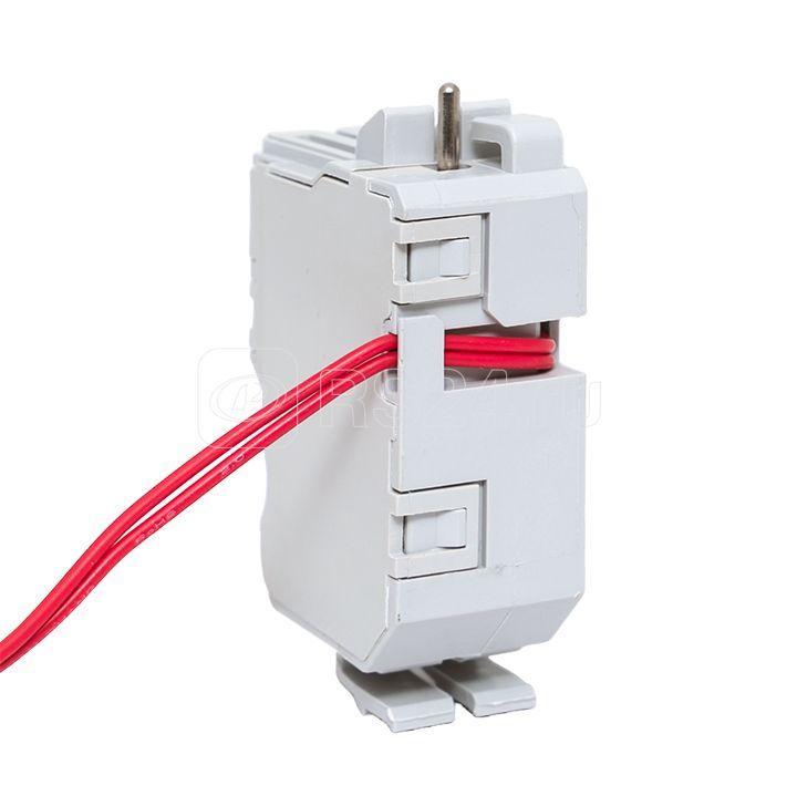 Расцепитель независимый SHT AC230V слева AV POWER-3/4 AVERES EKF mccb-34-SHT-ac230-av купить в интернет-магазине RS24