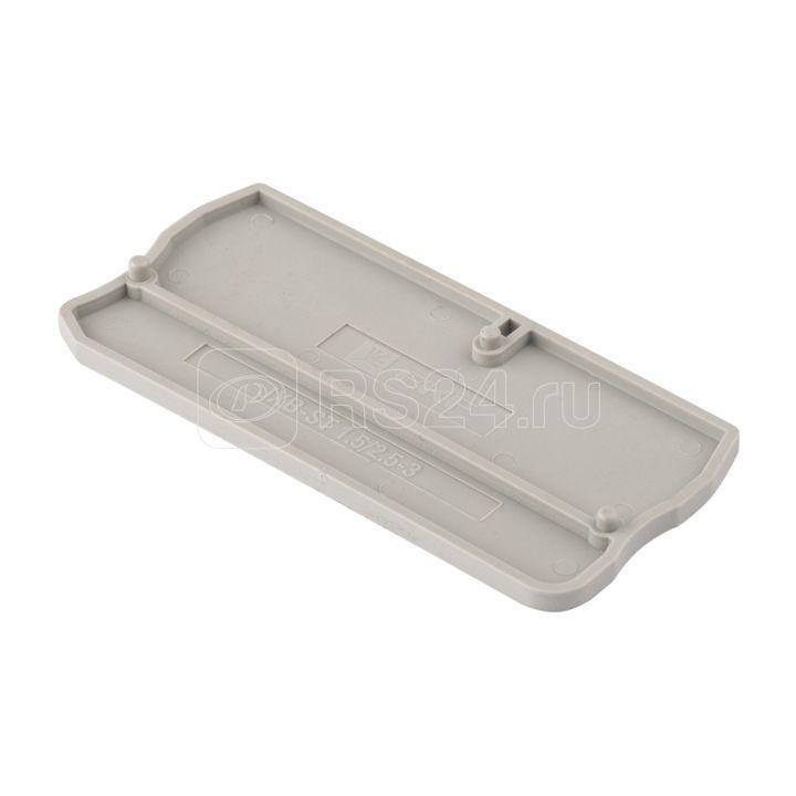 Заглушка для JXB-ST-1.5/2.5 3 вывода сер. PROxima EKF sak-st-1.5/2.5-3 купить в интернет-магазине RS24