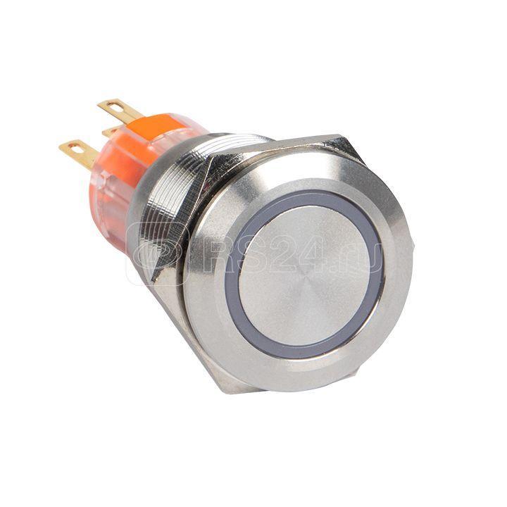 Кнопка S-Pro67 19мм без фикс. с зел. подсветкой 230В PROxima EKF s-pro67-121 купить в интернет-магазине RS24