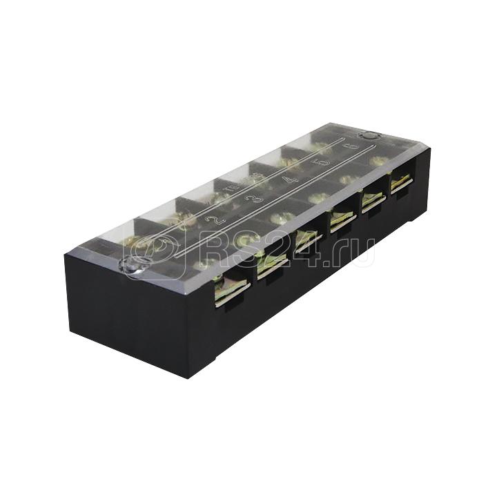 Терминал клеммный TB-4504 до 4.5кв.мм 45А 4 клеммные пары EKF tb-4504 купить в интернет-магазине RS24