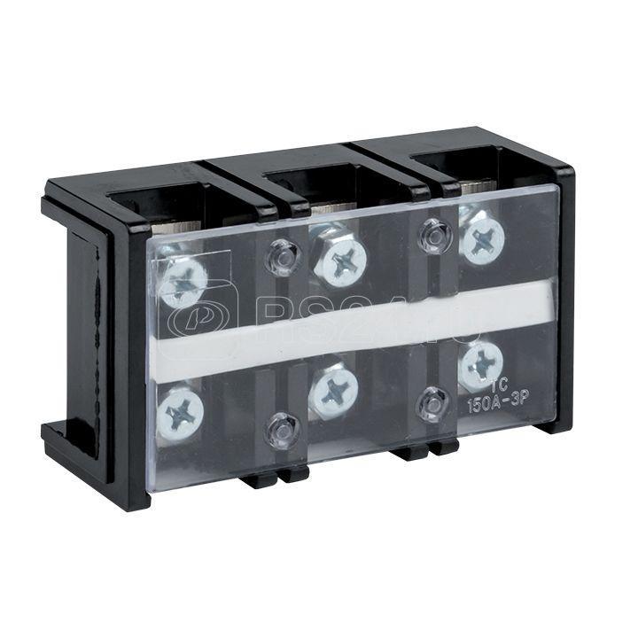 Терминал клеммный TC-1503 до 70кв.мм 150А 3 клеммные пары EKF tc-1503 купить в интернет-магазине RS24
