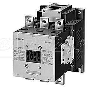 Контактор 3п/225А 3RT10 2НО+2НЗ 230V АС/DC Siemens 3RT10646AP36 купить в интернет-магазине RS24