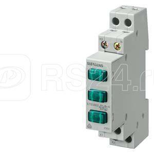Лампа D=70мм 230В зел. SIEMENS 5TE5802 купить в интернет-магазине RS24