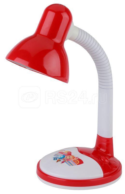Светильник настол. N-106-E27-40W-R красн. ЭРА Б0019779 купить в интернет-магазине RS24