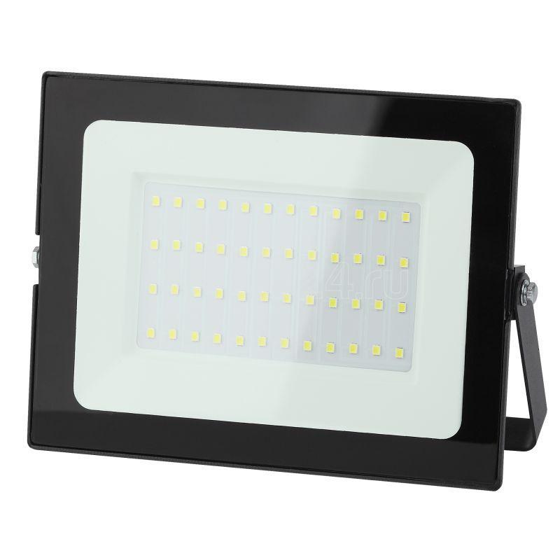 Прожектор уличный LPR-021-0-65K-050 LED 50Вт 6500К 4000лм 183х131х36 (30/540) Эра Б0043564
