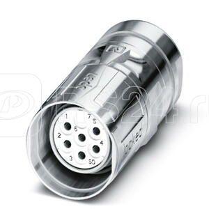 Соединитель кабельный CA-07S1N128007S Phoenix Contact 1619530 купить в интернет-магазине RS24