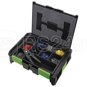 Набор конечных гильз SysCon с обжимными клещами 210804 HAUPA 220382 купить в интернет-магазине RS24