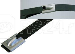 Хомут гибкий 125х4.5мм стальной SS 316 нерж. (уп.100шт) HAUPA 262942/125 купить в интернет-магазине RS24