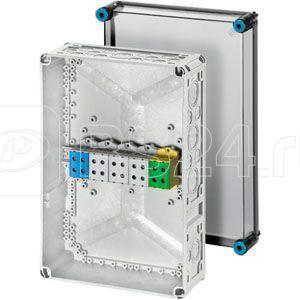 Коробка распределительная ОП 450х300х170мм IP65 с клемм. K 9951 сер. HENSEL 60001034 купить в интернет-магазине RS24