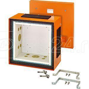 Коробка распределительная ОП 255х255х160мм IP66 с клемм. FK 5000 оранж. HENSEL 60001073 купить в интернет-магазине RS24