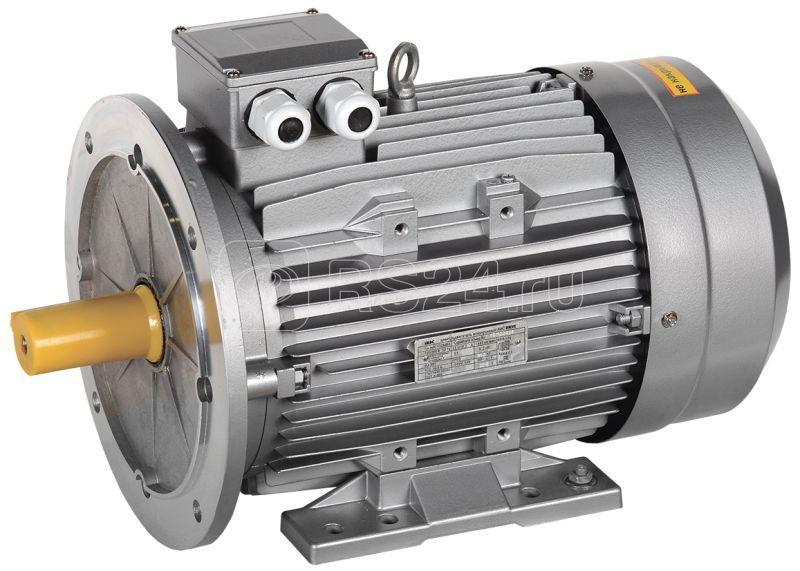 Электродвигатель АИС DRIVE 3ф. 160L6 660В 11кВт 1000об/мин 2081 IEK AIS160-L6-011-0-1020 купить в интернет-магазине RS24