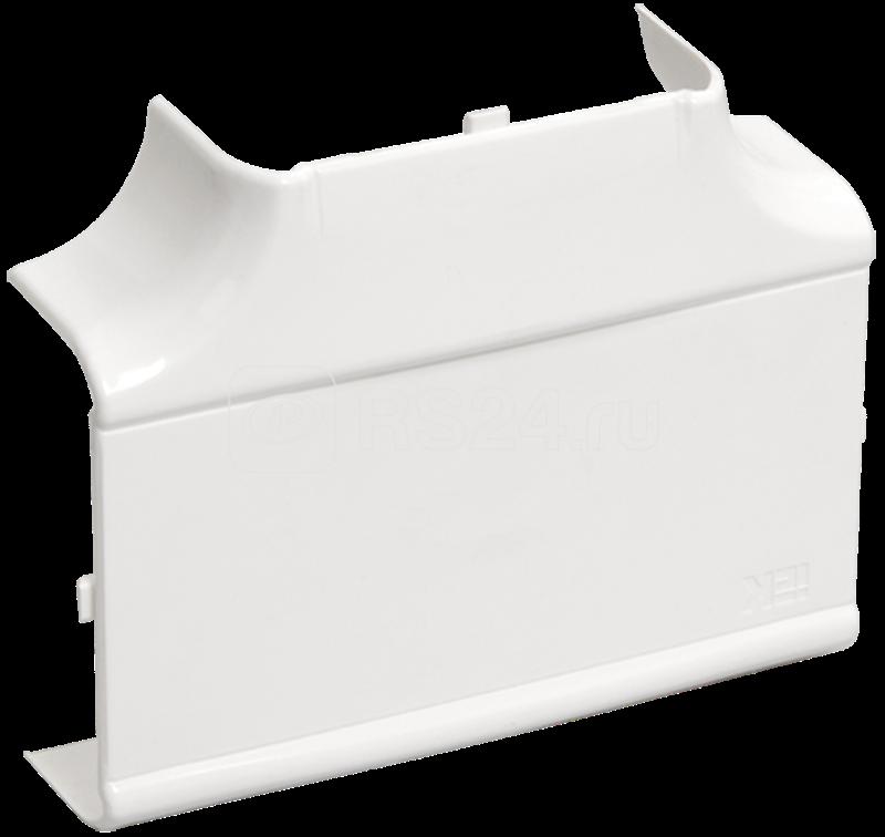 Угол Т-образный для кабель-канала 100х60 ПРАЙМЕР ИЭК CKK-40D-T-100-060-K01 купить в интернет-магазине RS24