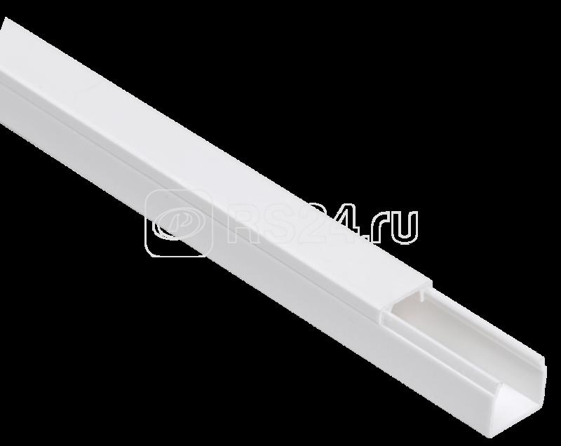 Кабель-канал 15х10 L2000 пластик ЭЛЕКОР ИЭК CKK10-015-010-1-K01