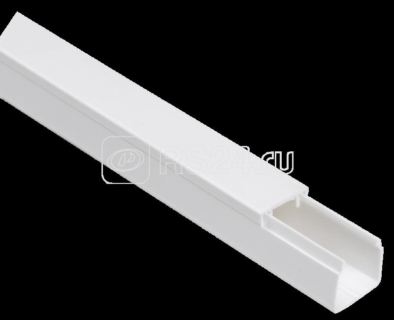 Кабель-канал 16х16 L2000 пластик ЭЛЕКОР ИЭК CKK10-016-016-1-K01