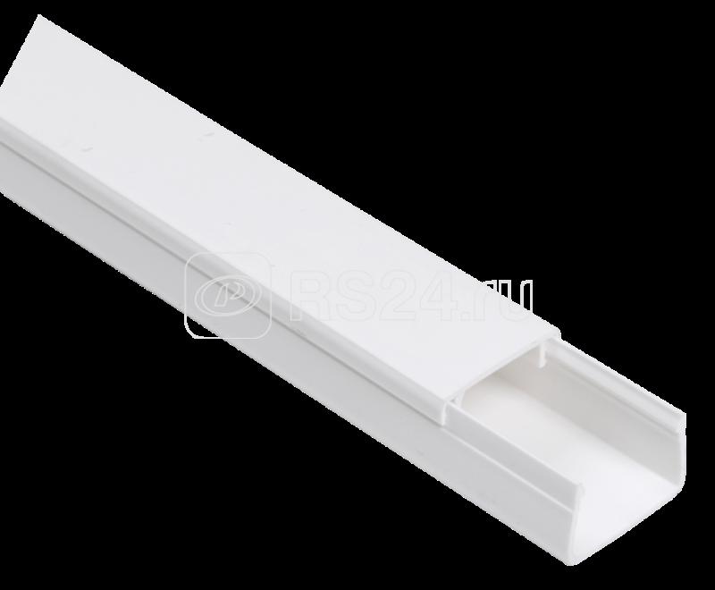 Кабель-канал 25х16 L2000 пластик ЭЛЕКОР ИЭК CKK10-025-016-1-K01