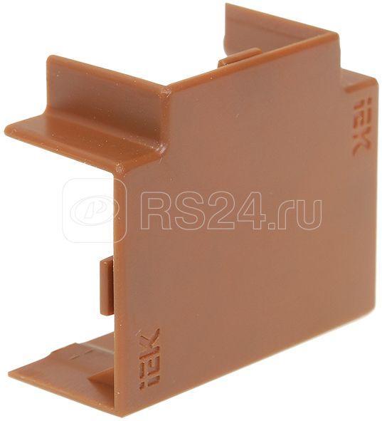 Угол Т-образный КМТ 15х10 дуб IEK CKK10D-T-015-010-K11 купить в интернет-магазине RS24