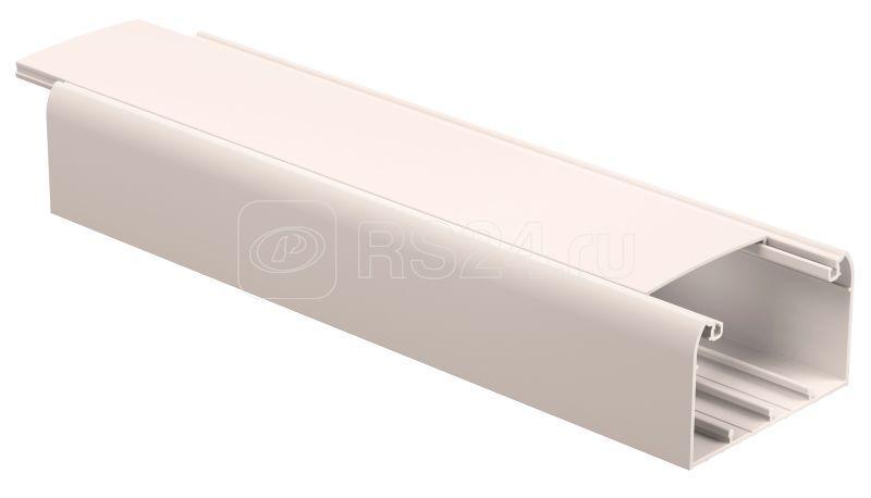 Кабель-канал 80х40 L2000 пластик ПРАЙМЕР IEK CKK40-080-040-1-K01 купить в интернет-магазине RS24