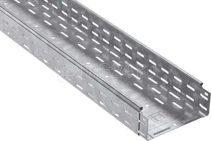 Лоток листовой перфорированный 150х80 L3000 сталь HDZ ИЭК CLP10-080-150-3-M-HDZ купить в интернет-магазине RS24