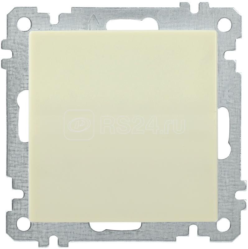 Механизм выключателя 1-кл. СП BOLERO ВС10-1-0-Б 10А крем. ИЭК EVB10-K33-10 купить в интернет-магазине RS24