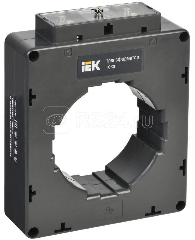 Трансформатор тока ТТИ-85 1200/5А 15ВА класс точн. 0.5S IEK ITT50-3-15-1200 купить в интернет-магазине RS24