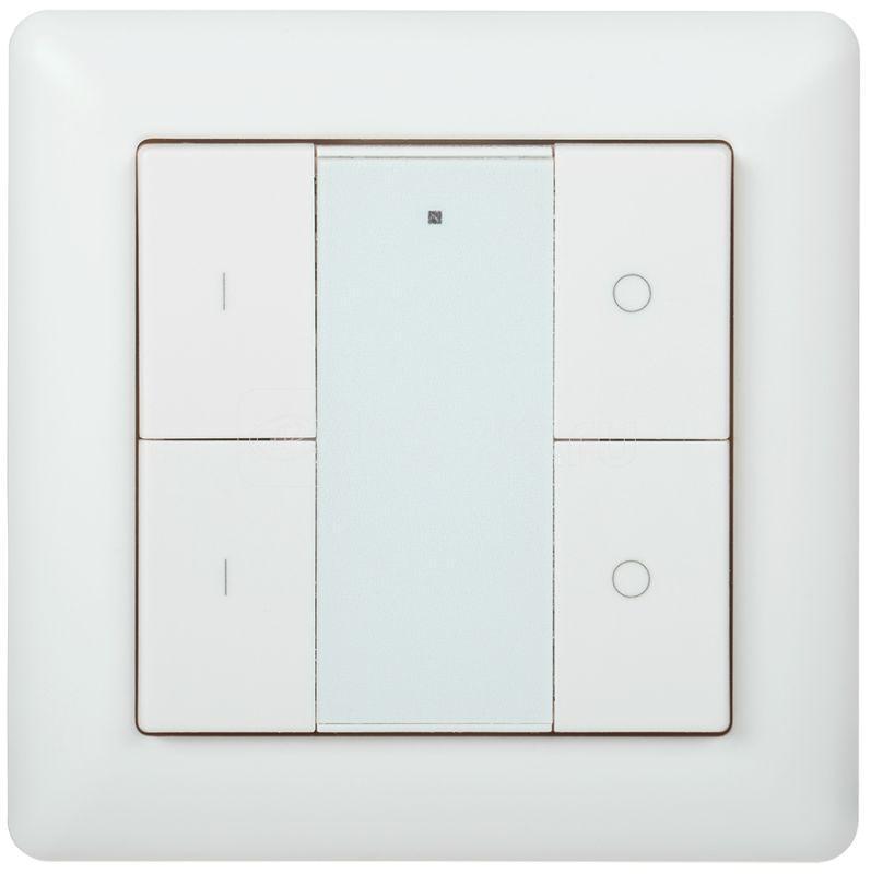 Панель управления DALI (2 адреса) 4 кнопки пластик бел. IEK LDR22-01-4-1-K01 купить в интернет-магазине RS24