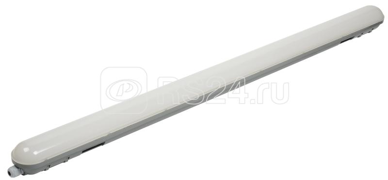 Светильник ДСП 1306 36Вт 4500К IP65 1200мм сер. пластик ИЭК LDSP0-1306-36-4500-K01