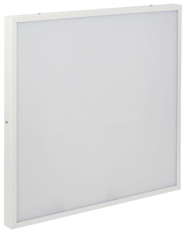 Светильник светодиодный ДВО 404045-54-OP 40Вт 4000К IP54 595х595х40 панель мед. (с драйвером) ИЭК LDVO3-404045-54-OP-K01 купить в интернет-магазине RS24