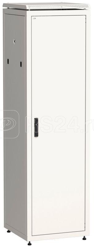 Шкаф сетевой 19дюйм LINEA N 33U 600х800мм металлическая передняя дверь сер. ITK LN35-33U68-M купить в интернет-магазине RS24