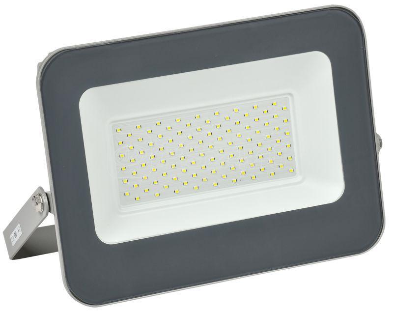 Прожектор СДО 07-100 LED 100Вт IP65 6500К сер. IEK LPDO701-100-K03 купить в интернет-магазине RS24