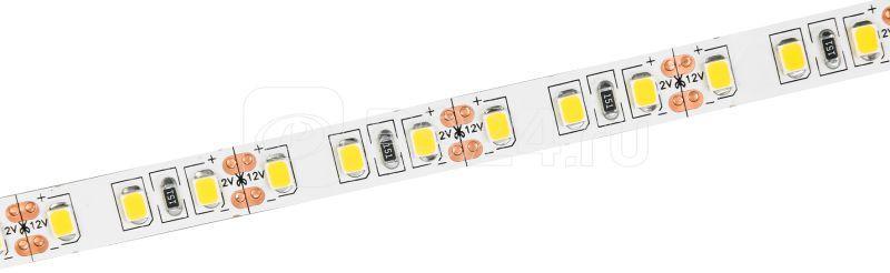 Лента светодиодная LED LSR-2835W120-9.6-IP20-12В (уп.5м) ИЭК LSR1-2-120-20-3-05 купить в интернет-магазине RS24